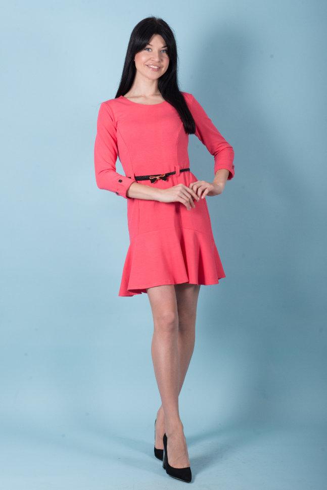 Платье П 235 (розовый)