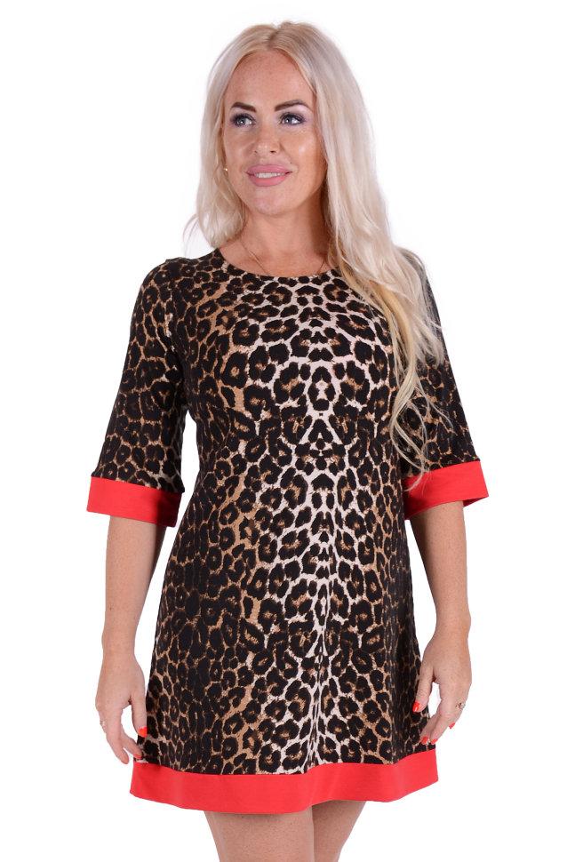 Платье П 154 (леопард)